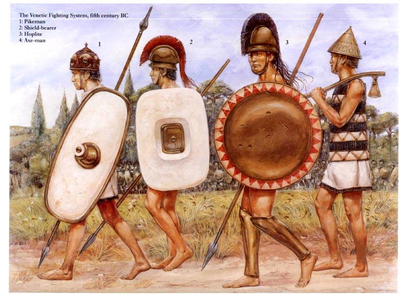 Гораций на мосту 508 г до н э 1